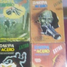 Cómics: ZARPA DE ACERO , VERTICE TACO. Lote 156563733