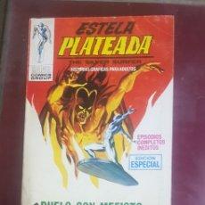 Cómics: ESTELA PLATEADA, TACO VERTICE. Lote 156599381