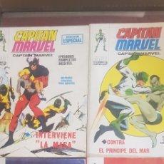 Cómics: CAPITAN MARVEL, TACO VERTICE. Lote 156601270