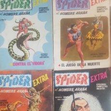 Cómics: SPIDER , TACO VERTICE. Lote 156604454
