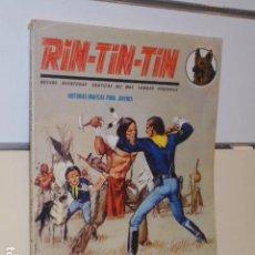 Cómics: RIN-TIN-TIN Nº 10 EL SARGENTO INDIO EPISODIOS COMPLETOS - VERTICE -. Lote 156652338