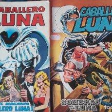 Cómics: CABALLERO LUNA. 4 NÚMEROS MUNDICOMICS / SURCO. Lote 156680754