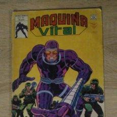 Cómics: MAQUINA VITAL Nº 1 VOL. 1 ** VERTICE * MUNDI COMICS. Lote 156710074