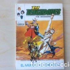 Cómics: LOS VENGADORES Nº 39 TACO . Lote 156738734