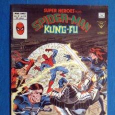 Cómics: SUPER HEROES VOL. 2 # 113 (VERTICE) - SPIDERMAN Y KUNG-FU - 1979. Lote 156779098