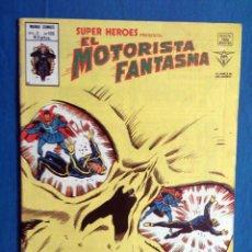 Cómics: SUPER HEROES VOL. 2 # 106 (VERTICE) - EL MOTORISTA FANTAMA - 1979. Lote 156780170