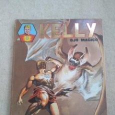 Cómics: KELLY NºS 1 2 3 4 Y 5 EN UN RETAPADO - D3. Lote 156798202