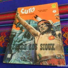 Cómics: VÉRTICE GRAPA BITONO CUTO Nº 2. ENTRE LOS SIOUX. 10 PTS. 1965. . Lote 156805326