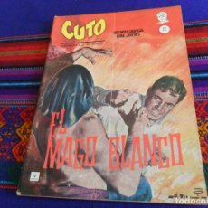 Cómics: VÉRTICE GRAPA BITONO CUTO Nº 7, EL MAGO BLANCO. 10 PTS. 1965. RARO.. Lote 156806982