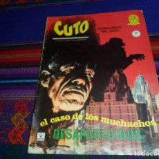 Cómics: VÉRTICE GRAPA BITONO CUTO Nº 1. 1965. 10 PTS. MUY BUEN ESTADO Y DIFÍCIL!!!!!. Lote 44069933