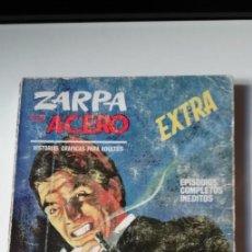 Cómics: ZARPA DE ACERO 11 TACO. Lote 157002622