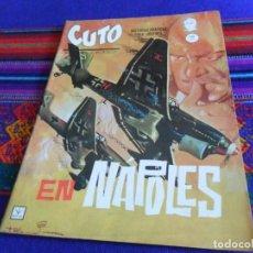 Cómics: VÉRTICE GRAPA BITONO CUTO Nº 8, EN NÁPOLES. 10 PTS. 1965. MUY BUEN ESTADO.. Lote 157260670