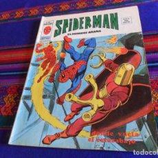 Cómics: VÉRTICE VOL. 3 SPIDERMAN Nº 11, DONDE VUELA EL ESCARABAJO. 1976. 35 PTS. BUEN ESTADO.. Lote 157663254