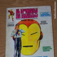 Cómics: VERTICE HOMBRE DE HIERRO TACO VOL. V. 1 Nº 12. Lote 157703494
