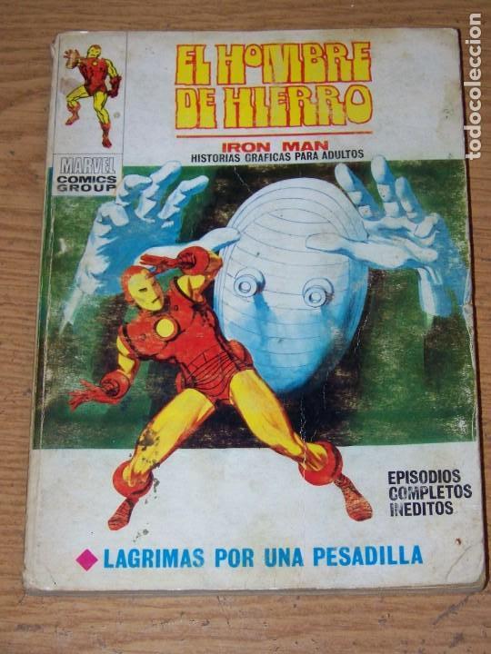 VERTICE HOMBRE DE HIERRO TACO VOL. V. 1 Nº 22 (Tebeos y Comics - Vértice - Hombre de Hierro)
