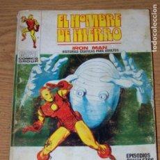 Comics - VERTICE HOMBRE DE HIERRO TACO VOL. V. 1 Nº 22 - 157704334