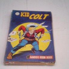Cómics: KID COLT - VERTICE - COLECCION COMPLETA - MUNDICOMICS - MUY BUEN ESTADO - GORBAUD - CJ 103. Lote 157802026