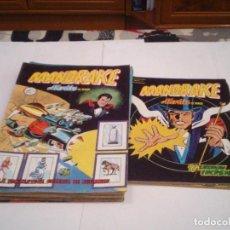Cómics: MANDRAKE - VERTICE - COMPLETA - BUEN ESTADO - GORBAUD - CJ 26. Lote 157802350