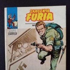 Cómics: SARGENTO FURIA 19 VOL. 1 VÉRTICE BUEN ESTADO. Lote 157839718