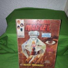 Comics : SELECCIONES MARVEL MUNDO PROHIBIDO VERTICE DIFICIL. Lote 157869828