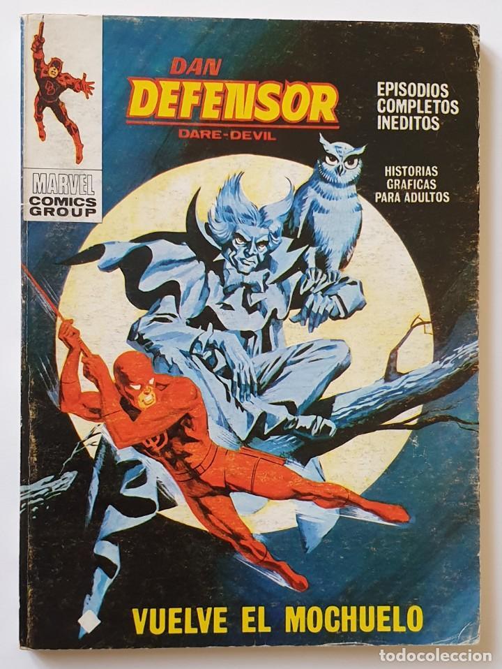 DAN DEFENSOR Nº 34. VOL. 1 VERTICE (Tebeos y Comics - Vértice - Dan Defensor)