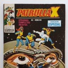 Cómics: PATRULLA X Nº 21. VOL. 1 VERTICE. Lote 157878754