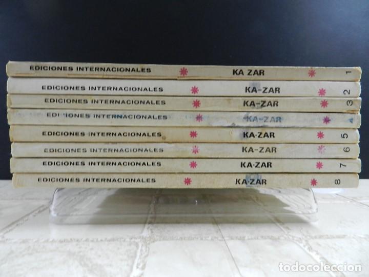 KA-ZAR, EDICIONES VERTICE, VOLUMEN 1, COLECCION COMPLETA (Tebeos y Comics - Vértice - V.1)
