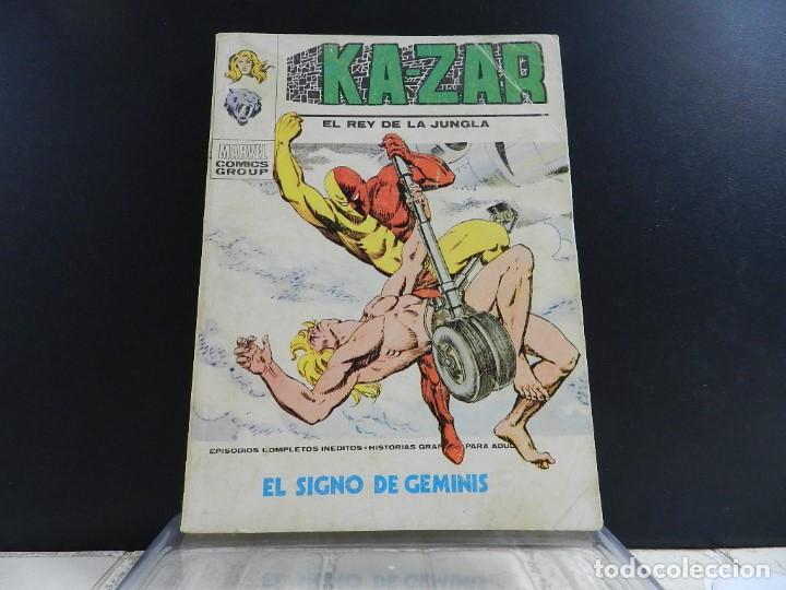 Cómics: KA-ZAR, EDICIONES VERTICE, VOLUMEN 1, COLECCION COMPLETA - Foto 12 - 157912270