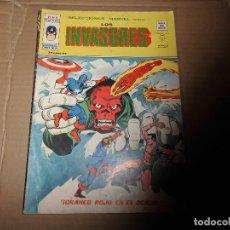 Cómics: SELECCIONES MARVEL LOS INVASORES V 1 Nº 8 : MUNDI COMICS VERTICE. Lote 157981858