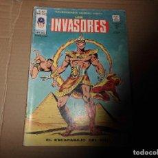 Cómics: SELECCIONES MARVEL LOS INVASORES V 1 Nº 21 : MUNDI COMICS VERTICE. Lote 157982102