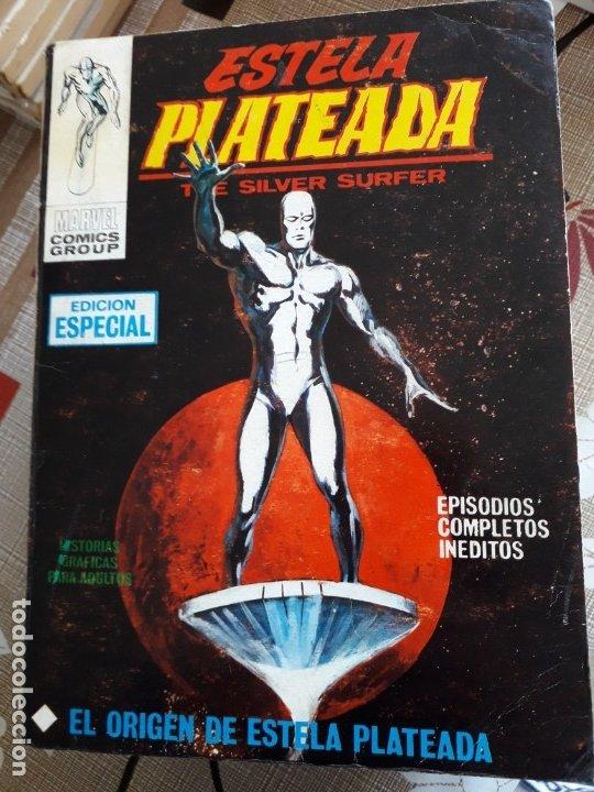 ESTELA PLATEADA COLECCION COMPLETA TACO N-1 AL 12 BUEN ESTADO (Tebeos y Comics - Vértice - V.1)