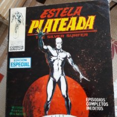Cómics: ESTELA PLATEADA COLECCION COMPLETA TACO N-1 AL 12 BUEN ESTADO. Lote 134362666