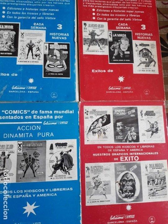Cómics: ESTELA PLATEADA COLECCION COMPLETA TACO N-1 AL 12 BUEN ESTADO - Foto 7 - 134362666