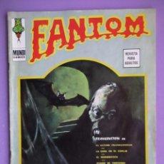 Cómics: FANTOM Nº 37 VERTICE ¡¡¡¡BUEN ESTADO Y DIFICIL!!!!!. Lote 158168314
