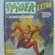 Cómics: SPIDER EL HOMBRE ARAÑA, EXTRA : EL HOMBRE QUE ROBO NUEVA YORK, 1969. Lote 158172478