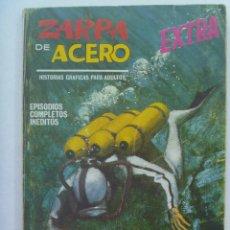 Cómics: ZARPA DE ACERO, HISTORIAS GRAFICAS PARA ADULTOS , EXTRA : CON EL AGUA AL CUELLO . 1969. Lote 158182942