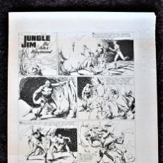 Cómics: JUNGLE JIM BY ALEX RAYMOND.. Lote 158221998