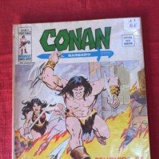 Comics : VERTICE CONAN NUMERO 17 BUEN ESTADO. Lote 158258230