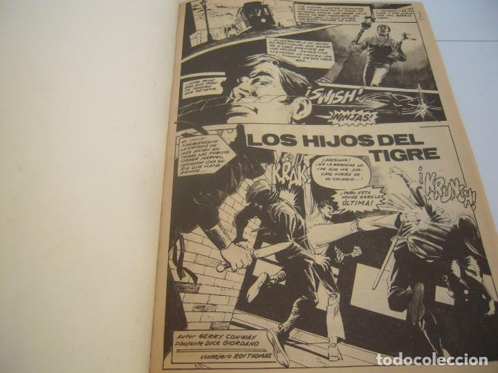 TOMO 1 LOS HIJOS DEL TIGRE (Tebeos y Comics - Vértice - Otros)