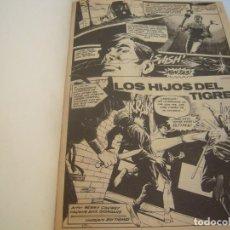 Cómics: TOMO 1 LOS HIJOS DEL TIGRE. Lote 158280458
