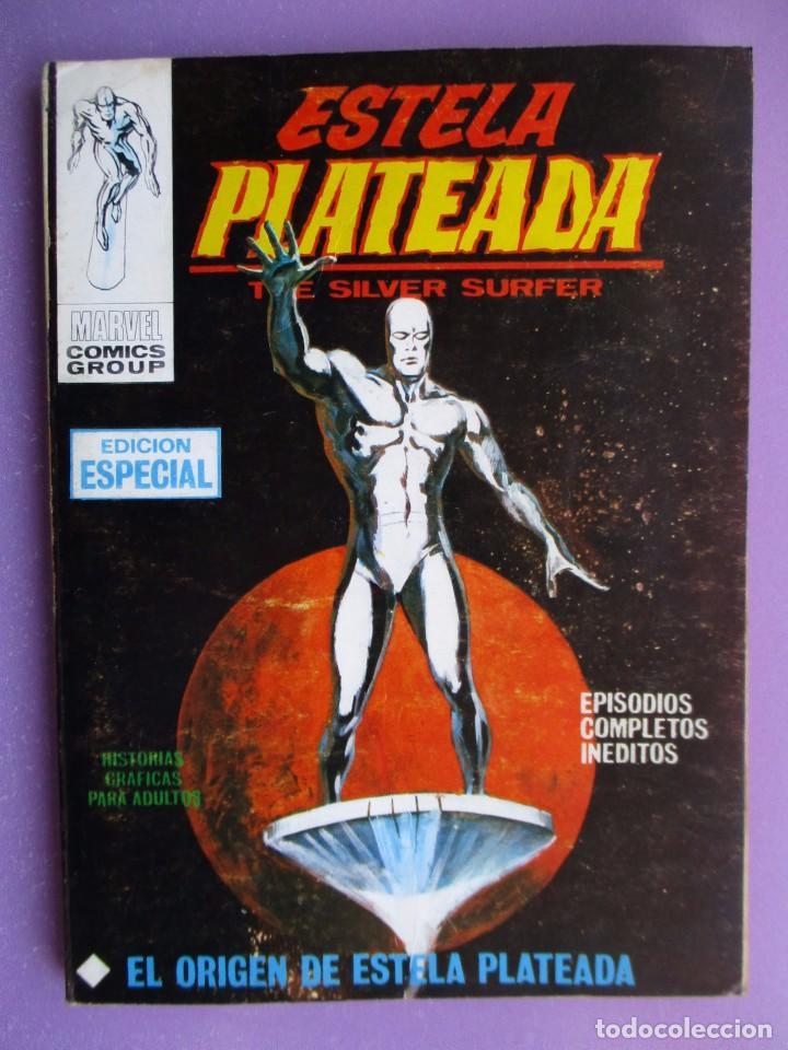 ESTELA PLATEADA Nº 1 VERTICE TACO ¡¡¡¡BIEN CONSERVADO!!!!! (Tebeos y Comics - Vértice - V.1)