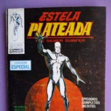 Cómics: ESTELA PLATEADA Nº 1 VERTICE TACO ¡¡¡¡BIEN CONSERVADO!!!!!. Lote 158322442