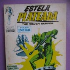 Cómics: ESTELA PLATEADA Nº 2 VERTICE TACO ¡¡¡¡BIEN CONSERVADO!!!!!. Lote 158323298