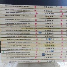 Cómics: CONAN, EDICIONES VERTICE, VOLUMEN 1, COLECCIÓN COMPLETA.. Lote 158475438