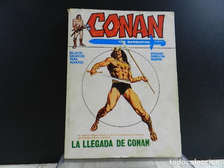 Cómics: CONAN, EDICIONES VERTICE, VOLUMEN 1, COLECCIÓN COMPLETA. - Foto 2 - 158475438