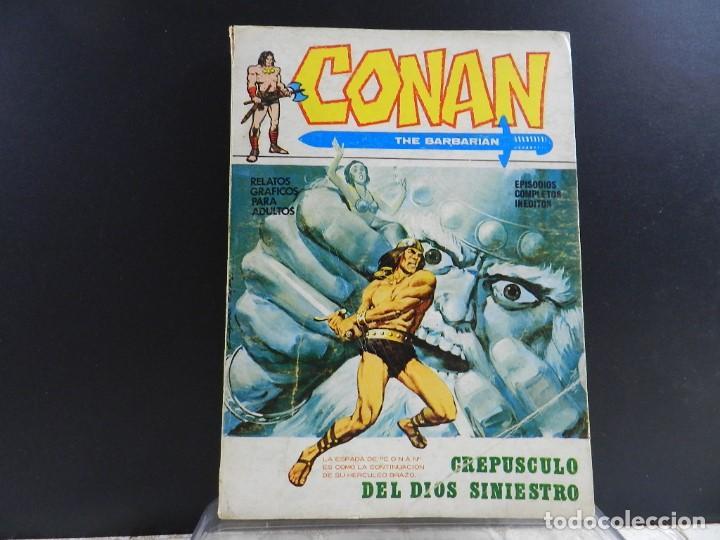 Cómics: CONAN, EDICIONES VERTICE, VOLUMEN 1, COLECCIÓN COMPLETA. - Foto 4 - 158475438