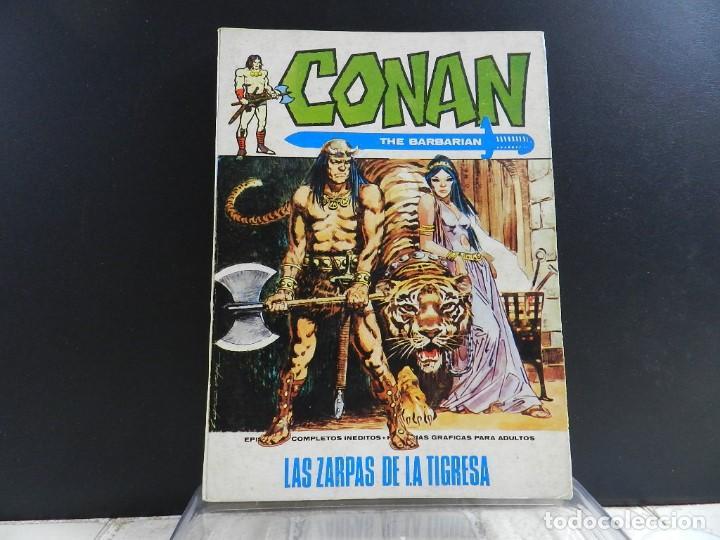 Cómics: CONAN, EDICIONES VERTICE, VOLUMEN 1, COLECCIÓN COMPLETA. - Foto 6 - 158475438