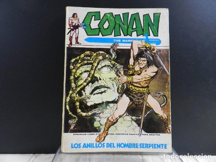 Cómics: CONAN, EDICIONES VERTICE, VOLUMEN 1, COLECCIÓN COMPLETA. - Foto 8 - 158475438