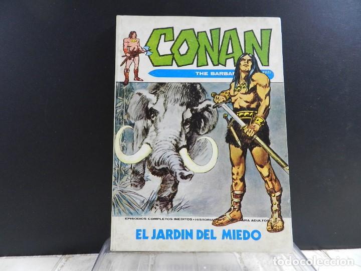 Cómics: CONAN, EDICIONES VERTICE, VOLUMEN 1, COLECCIÓN COMPLETA. - Foto 10 - 158475438