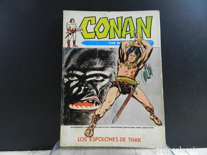 Cómics: CONAN, EDICIONES VERTICE, VOLUMEN 1, COLECCIÓN COMPLETA. - Foto 12 - 158475438